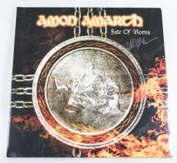 Amon Amarth Fate Of Norns, Metal Blade records germany, LP