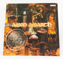 Amon Amarth The Avenger, Metal Blade records germany, LP