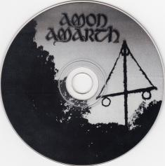 Amon Amarth Sorrow throughout the nine worlds, Pulverised Records singapore, CD Promo
