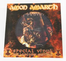 Amon Amarth The Crusher, Metal Blade records germany, LP