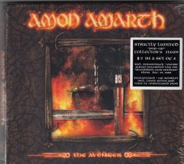 Amon Amarth The Avenger, Metal Blade records europe, CD