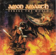 Amon Amarth Versus The World, Metal Blade records usa, CD