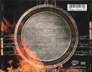 Amon Amarth Fate Of Norns, Metal Blade records usa, CD