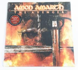 Amon Amarth The Avenger, Metal Blade records europe, LP red/black