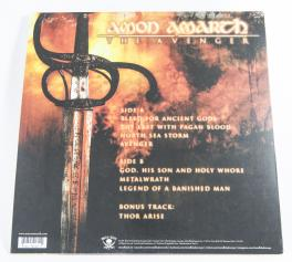 Amon Amarth The Avenger, Metal Blade records europe, LP