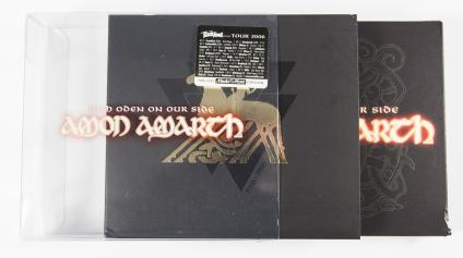 Amon Amarth With Oden On Our Side, Metal Blade records germany, CD