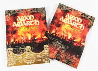 Amon Amarth Wrath Of The Norsemen, Metal Blade records europe, DVD