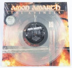 Amon Amarth The Avenger, Metal Blade records europe, LP clear