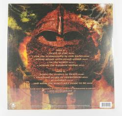 Amon Amarth Versus The World, Metal Blade records europe, LP yellow/red