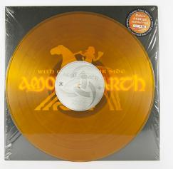 Amon Amarth With Oden On Our Side, Metal Blade records europe, LP orange