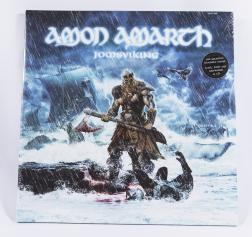 Amon Amarth Jomsviking, Metal Blade records, Sony music/Columbia germany, LP gold