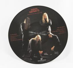 Amon Amarth Once Sent From The Golden Hall, Metal Blade records germany, LP
